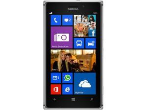 Nokia 925 Grey 3G LTE Windows Phone 8 Dual-Core 1.5GHz 16GB 8.0MP Camera Unlocked GSM Cell Phone - OEM