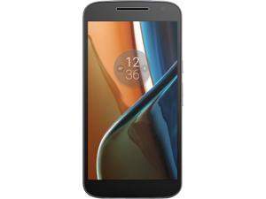Moto G (4th Gen.) 32GB Smartphone (Unlocked, Black) - US Warranty