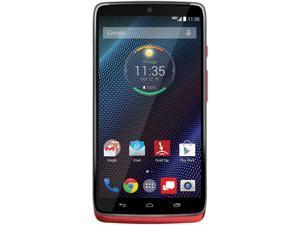 Motorola DROID Turbo XT1254 32GB Verizon + Unlocked GSM Android Phone - Red