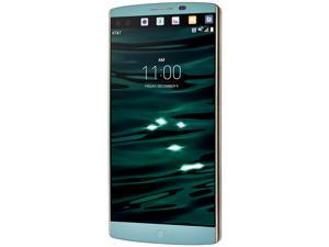 LG V10 H900 64GB AT&T Unlocked 4G LTE Hexa-Core Android Phone w/ 16MP Camera - Black