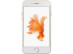 Apple iPhone 6s Plus 16GB Unlocked GSM 4G LTE Dual-Core Certified Phone w/ 12MP Camera - Gold