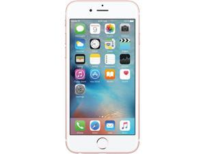 Apple iPhone 6s 16GB Unlocked GSM 4G LTE Dual-Core Certified Phone w/ 12MP Camera - Rose Gold