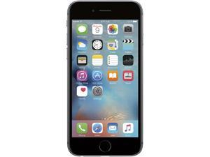 Apple iPhone 6s 16GB Unlocked GSM 4G LTE Dual-Core Certified Phone w/ 12MP Camera - Space Gray