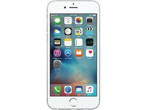 Apple iPhone 6s 16GB Unlocked GSM 4G LTE Dual-Core Certified Phone w/ 12MP Camera - Silver
