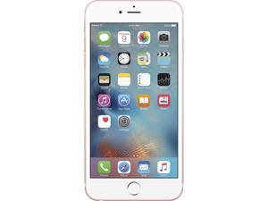 Apple iPhone 6s Plus 16GB Unlocked GSM 4G LTE Dual-Core Phone w/ 12MP Camera - Rose Gold