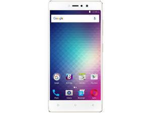 BLU Vivo 5R V0090UU 32GB Unlocked GSM 4G LTE Quad-Core Android Phone w/ 13MP Camera - Gold