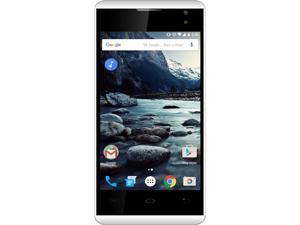 FIGO Virtue 4.0 - Unlocked Dual Sim Smartphone - US 4G GSM (White)