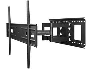 "Kanto FMX2 37""-80"" Full Motion TV wall mount LED & LCD HDTV Up to VESA 450x800 Max Load 150 lbs	Compatible with Samsung, Vizio, Sony, Panasonic, LG and Toshiba TV"