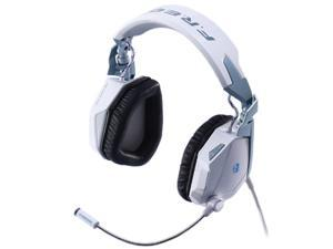 F.R.E.Q.? 5 Stereo Gaming Headset for PC and Mac? - White