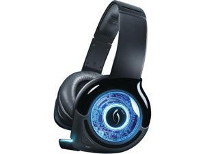 PDP Afterglow Prismatic Wireless Headset compatiblewith PS3, Xbox 360 and PC
