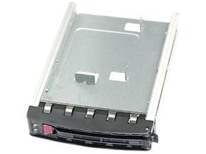 Supermicro Mcp-220-00080-0B 3.5 Inch To 2.5 Inch Hard Drive Converter Tray