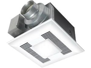 Panasonic Fv08Vql6 Whisper Lite Fan Light  80 Cfm Mounted Fan