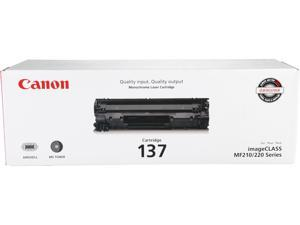 Canon 137 Toner Cartridge (9435B001)&#59; Black