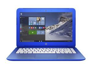 "HP Steambook 13-c110nr P3U33UA#ABA Laptop Intel Celeron N3050 (1.6 GHz) 2 GB Memory 32 GB eMMC 13.3""  Windows 10 Home"