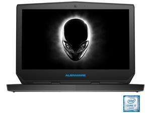 "Dell Alienware AW13R2-8344SLV Intel Core i7-6500U 2.50 GHz16 GB RAM 256 GB SSD GTX 960M 13.3"" QHD IPS gaming laptop"