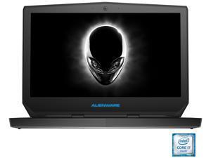 "Dell Alienware AW13R2-8344SLV Intel Core i7-6500U 2.50 GHz16 GB RAM 256 GB SSD GTX 960M 13.3"" QHD IPS gaming laptop"