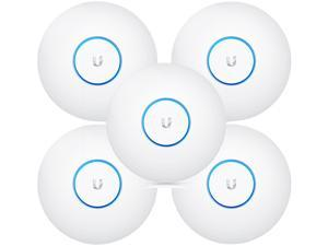 Ubiquiti Networks UAP-AC-PRO-5-US Wireless Indoor / Outdoor 802.11ac PRO Access Point, 5-Pack
