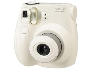 Fujifilm 16162434 Instax Mini 7s White Camera