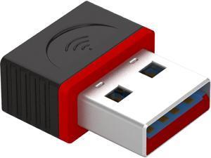 J5 Create JUE301 Wireless 11N USB Mini Adapter for Windows, Mac and Linux