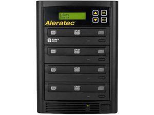 Aleratec 1 to 3 128M Buffer Memory DVD/CD Copy Tower Duplicator Model 260180