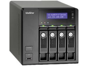 QNAP VS-4108-PRO+-US 4 Bay 8CH, VMS Built-In, 250Mbps Megapixel Recording IP Surveillance NVR