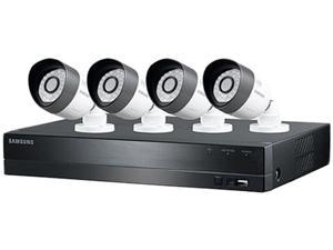 Samsung 4 Ch. HD Home Security System SDH-B3040 / 720p / 4 Night Cam / 1 TB REC