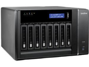 QNAP VS-8140-PRO+-US 8 Bay 40 Channel Surveillance NVR