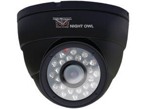 Night Owl CAM-DM624-B Hi-Resolution Security Dome Camera
