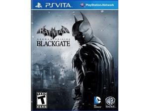 Batman: Arkham Origins Blackgate PlayStation Vita