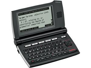 FRANKLIN SCD-2110 Franklin scd-2110 speaking merriam-webster(r) collegiate dictionary