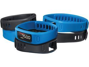 Garmin Vivofit Fitness Band, Blue/Slate Bundle (The Biggest Loser Edition)