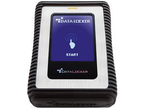DataLocker 2TB DL3 FE (FIPS Edition) Portable External Hard Drive USB 3.0 Model FE2000