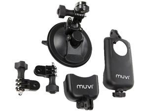 Universal Suction Mount in Black &