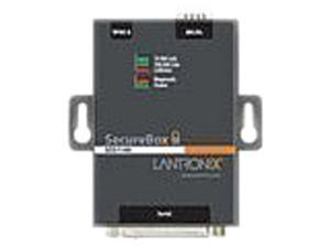 Lantronix SD1101002-11 Single Port Devsvr 10/100 Ethernet Interface RoHS