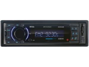 Boss 625UAB Car Flash Audio Player - 200 W RMS - iPod/iPhone Compatible - Single DIN