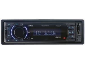 Boss 622UA Car Flash Audio Player - 200 W RMS - Single DIN