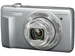 OLYMPUS VR-370 SL V105110SU000 Silver 16 Megapixel Digital Camera
