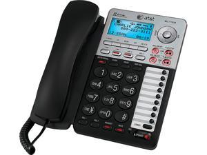 ATT/Vtech ML17939 Corded Speakerphone with Digital Answering System - Black/Silver