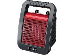Lasko CU12110 Ceramic Utility Heater with Adjustable Thermostat