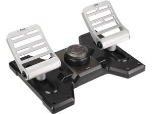 Saitek SCB432020002/02/1 Pro Flight Combat Rudder Pedals for PC