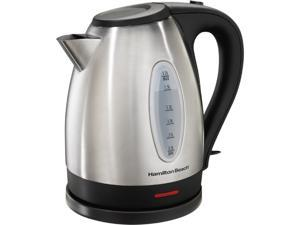 Hamilton 1.7 Liter Stainless Steel Kettle