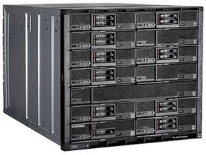IBM 8721A1U 10U Rackmount Flex System Enterprise Chassis 8721 up to 14 blades