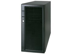 Intel SC5650BRPNA Black Pedestal Server Chassis