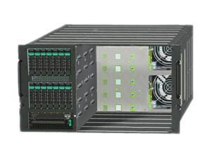 Intel MFSYS25V2 Black 6U Rackmount Modular Server Chassis