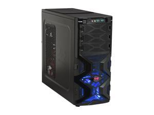 IN WIN MANA136 BLACK Black SEEC Steel ATX Mid Tower Computer Case