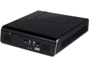 In-Win K2 BASIC Thin Mini-ITX Black case with 120W power adapter, heat sink - Retail