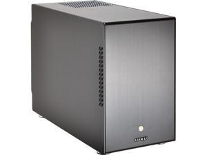 LIAN LI PC-M25B Black Aluminum Computer Case