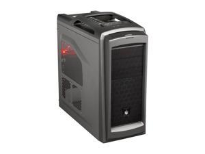 COOLER MASTER CM Storm Scout 2 SGC-2100-GWN3 Gunmetal Grey Computer Case With Side Panel Window