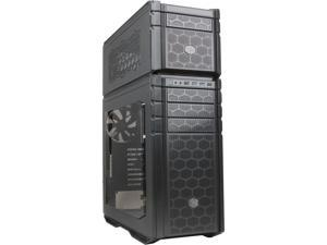 COOLER MASTER HAF Stacker 935 Window HAF-935-KWN1 Black Computer Case - Compatible with bitcoin mining
