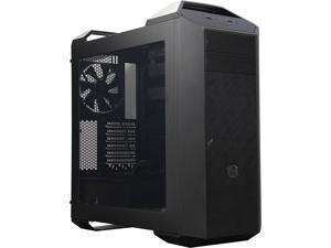 COOLER MASTER USA MCX-0005-KWN00 Dark Metallic Grey Exterior with Black Interior SECC / Plastic Computer Case ATX PS2 ...